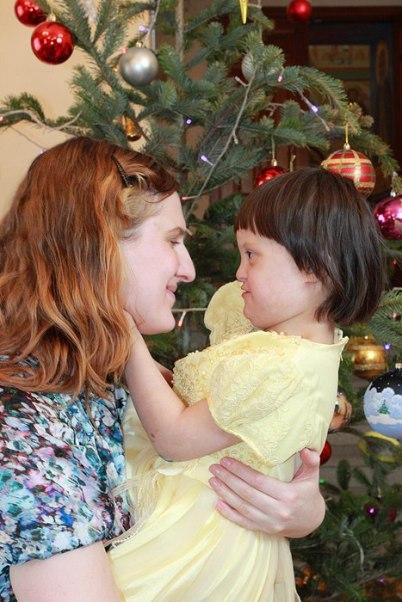 Я удочерила девочку с синдромом Дауна, и я счастлива