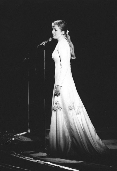 Звезда Анны Герман