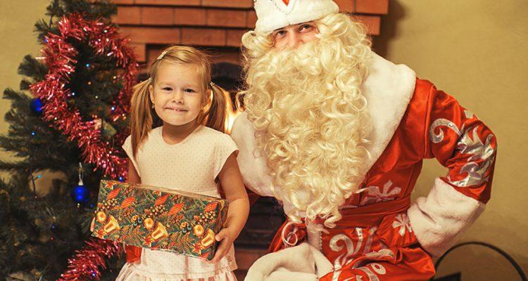 Зачем ребенку верить в Деда Мороза