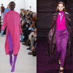 Модные тренды наступающей весны