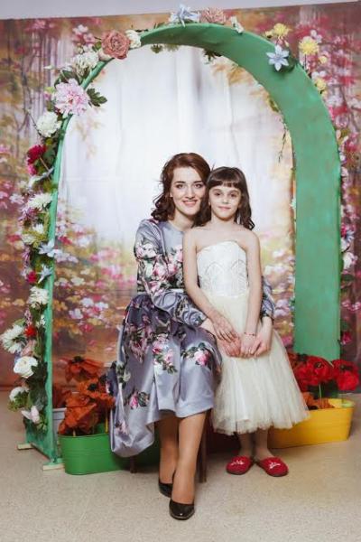 Хочу, чтобы мама была красивая»