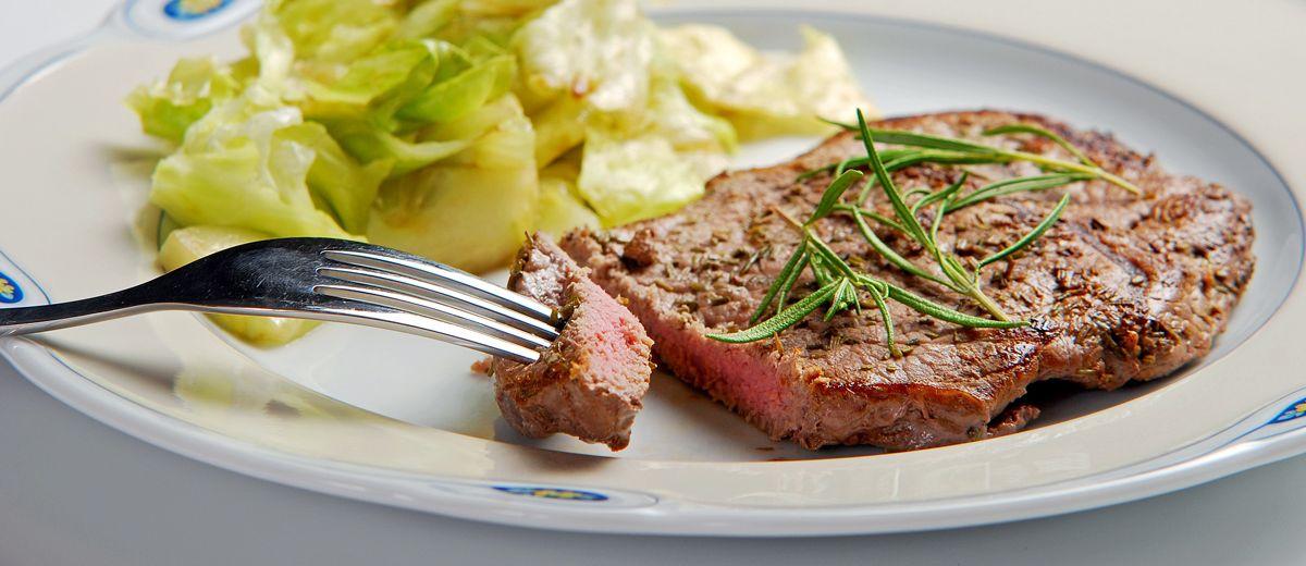 Простые блюда из мяса и курицы