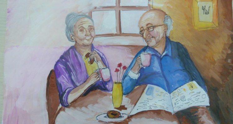 Были вместе 53 года и умерли в один день