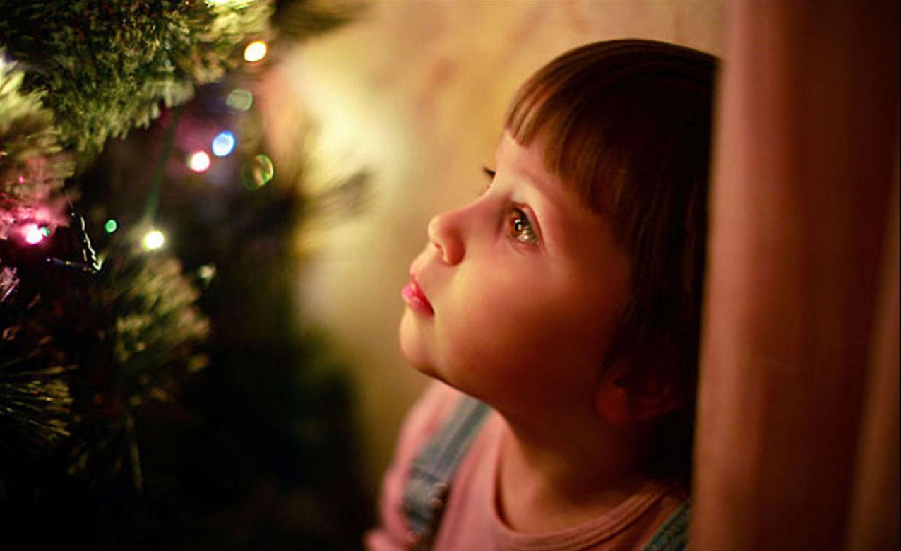 Рождество шестилетней Маши
