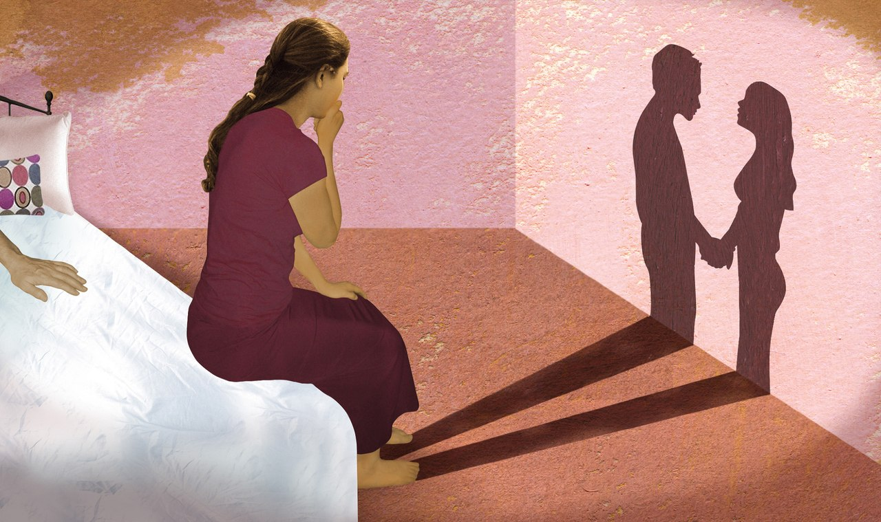 9 причин не выходить замуж за разведенного мужчину