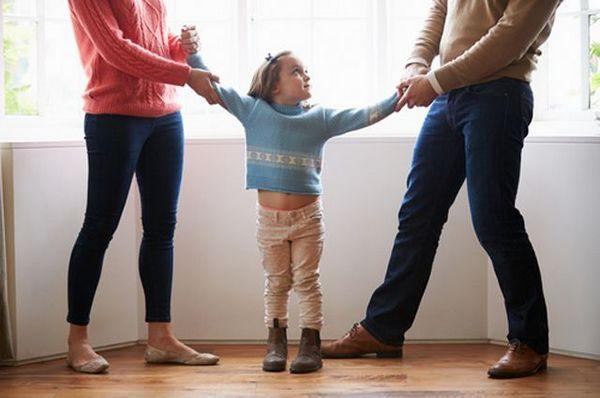 После развода: как уберечь ребенка от травмы