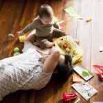 Отстраненный папа: почему он не занимается ребенком
