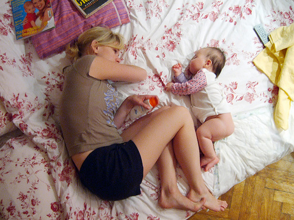 Почему ваш ребенок плохо спит