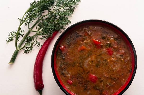 5 рецептов сытных мясных супов