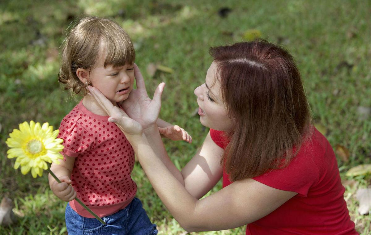 Что делать Я не люблю своего ребенка