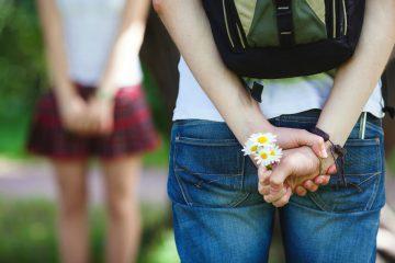 Добрачный секс двух любящих верных друг другу людей