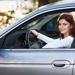 Женщина за рулем — счастье в семье