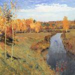 От Левитана до Кандинского: осенние пейзажи русских художников