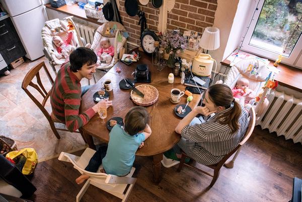 Записки мамы тройни: лекарство от перфекционизма