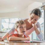 Как не сойти с ума с ребенком-школьником