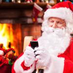 Дети могут бесплатно позвонить Деду Морозу