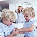 Детские ссоры в семье: что могут сделать родители