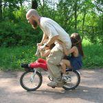 «Я не обиженный, я счастливый»: история отца-одиночки