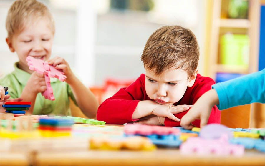 4 шага, которые облегчат адаптацию ребенка к детскому саду