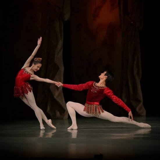 Рената Шакирова: Русский балет