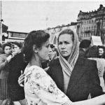 Женщина после войны