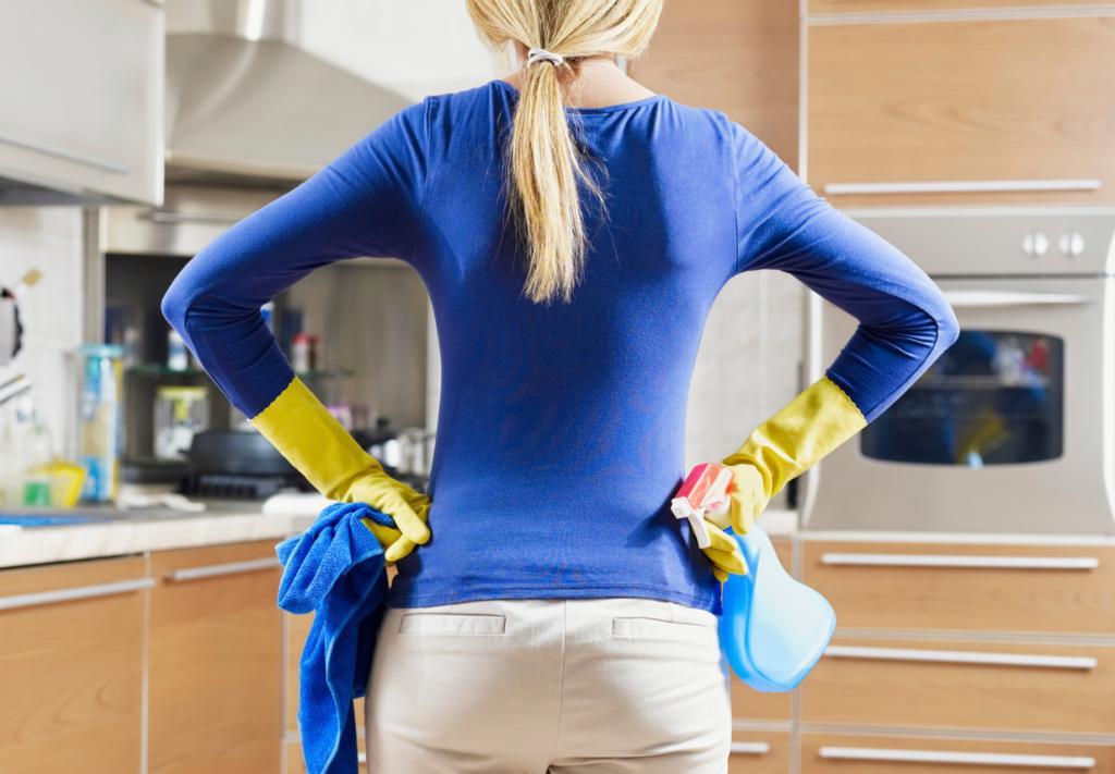 Секреты легкой уборки для вечно занятых