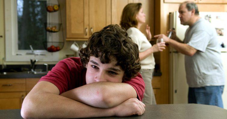 Дети выросшие в семье алкоголиков