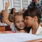 Немецкие дети делают уроки сами