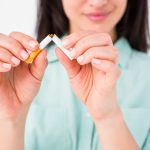 Как я смогла бросила курить