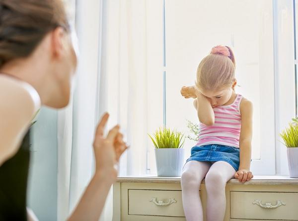 Почему фраза перестань плакать не работает