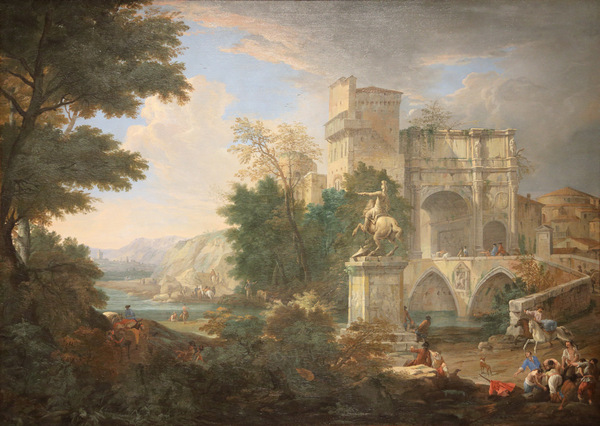 Закат Венеции