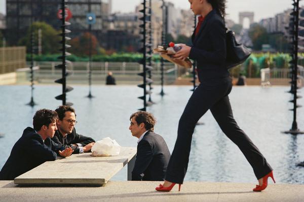 Если коротко, с женщиной-лидером интересно»