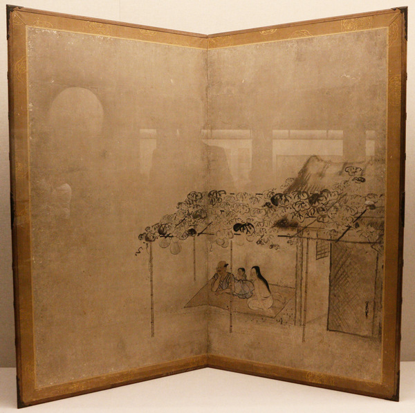 Шедевры живописи эпохи Эдо: новая выставка в Пушкинском музее