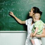 Образование с ребенком на руках: удаленно и бесплатно