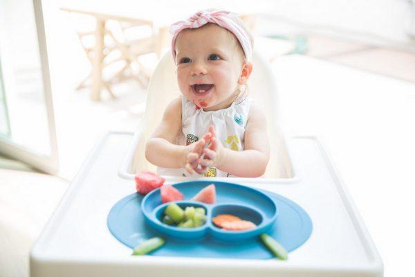 Baby-led weaning: как научить ребенка есть самостоятельно