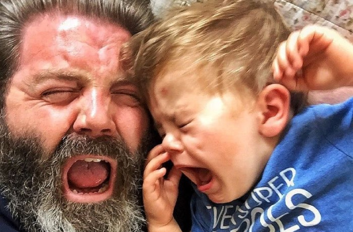 Ребенок рыдает, я ору: как научиться управлять сильными эмоциями