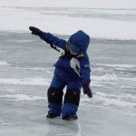 «Лиза Алерт» предупреждает: осторожно, лед!
