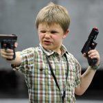 Как влияют на ребенка агрессивные игрушки