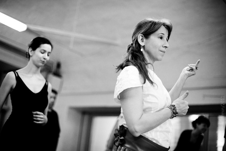 Валентина Устинова: Для того, чтобы начать разговор, надо научиться слушать