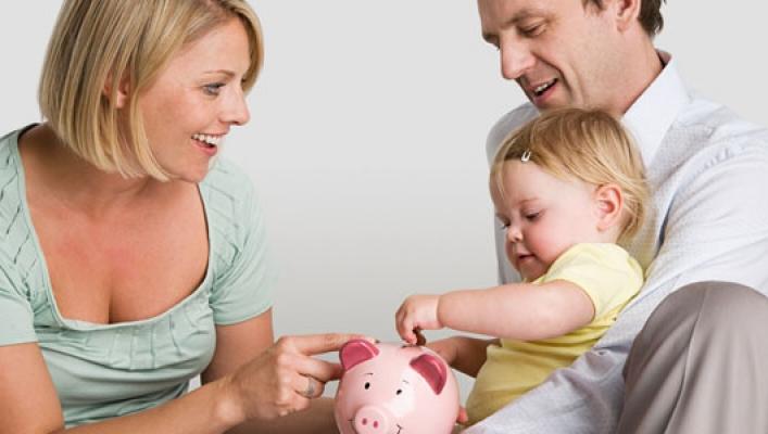 Семейный бюджет - все взять и поделить