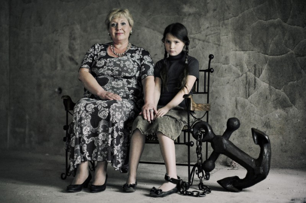 Садо-мазо по русски мама с дочкой
