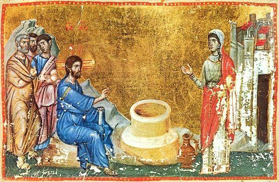 Проповедь митрополита Антония Сурожского в Неделю о самаряныне