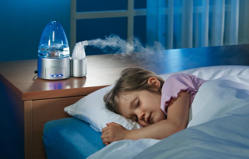 Принцип действия ультразвукового увлажнителя воздуха 5