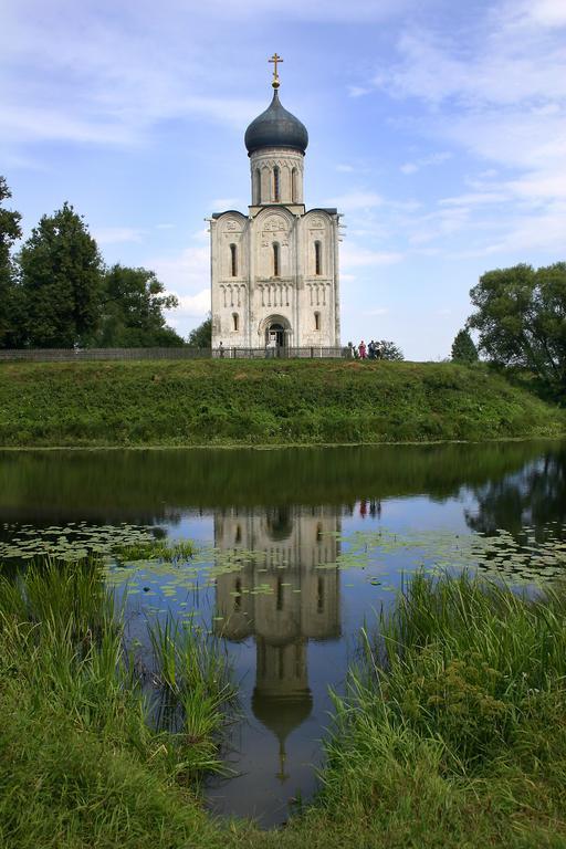 Рисуем храм