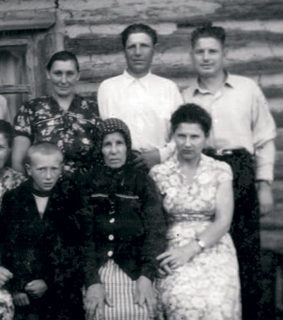 Родственники в Запорожье