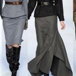 Длинные юбки: как я полюбила их носить