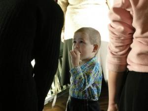 Как научить ребёнка поститься