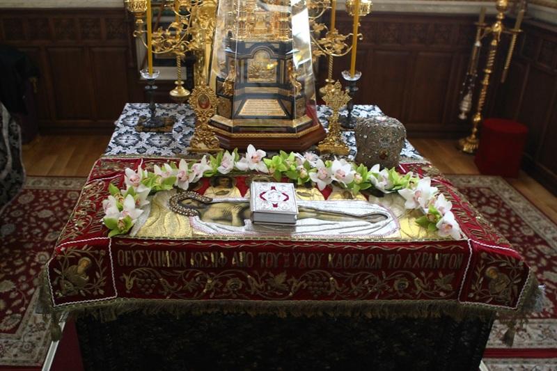 Архимандрит Иоанн Крестьянкин: слово пред Плащаницей в Великий Пяток