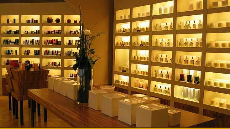 Ваша стильная парфюмерная гардеробная
