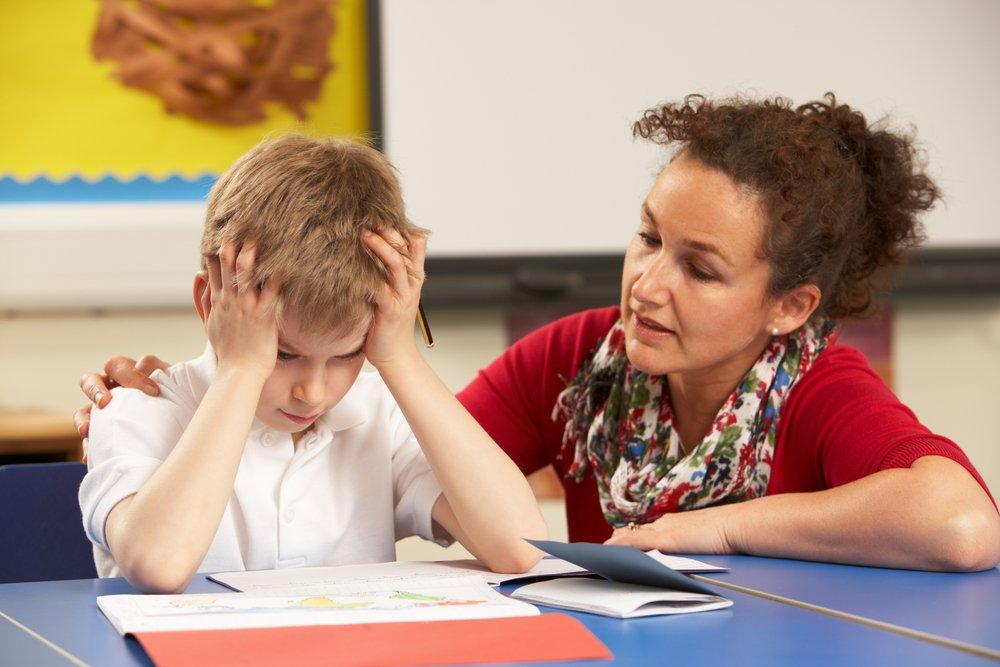 Ребёнок стал плохо учиться - мнение психолога ( Видео)